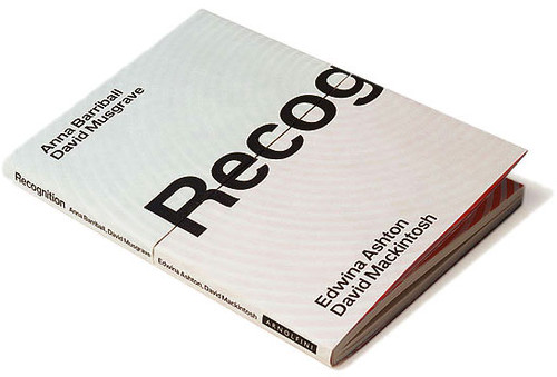 A2/SW/HK - Recognition - Book Design / Theodore Design