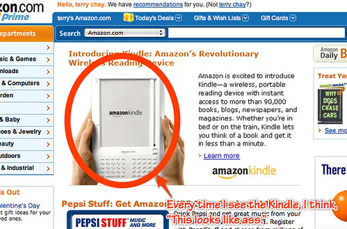 Amazon thought of the day