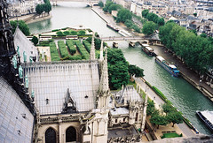 7 Paris (11) Notre Dame (pjink11) Tags: paris europe notredame 1998