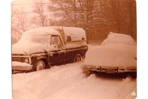 Blizzard of '78 - Somerset, MI by Billie K67