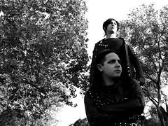Ecclesiastical Ash photo session (Jorgelixious) Tags: dark gothic goth finepix electro ash fujifilm ecclesiastical s5600 inmortalis