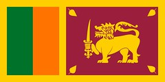 The National Flag of Sri Lanka (South Asian Foreign Relations) Tags: flag sri lanka national the