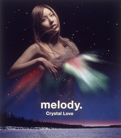 melody. Crystal Love COVER
