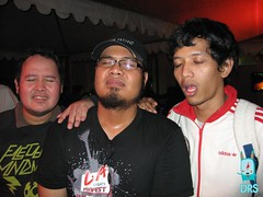 Agus LilFish, Rino Deadmaya, Oomleo GE