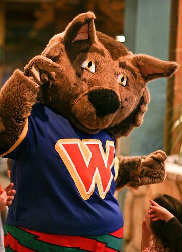 Lodge Mascot