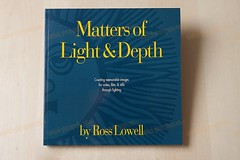 "Books ""Matters of Light and Depth"""