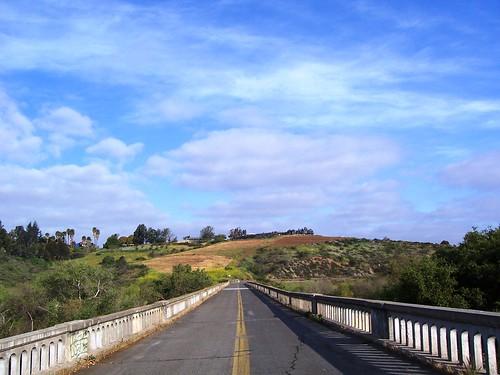 Bridge near Bonsall, California, USA