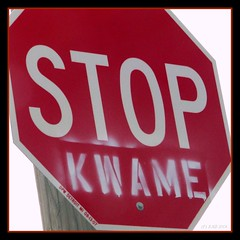 Stop Kwame (lorainedicerbo) Tags: sign geotagged mayor michigan detroit cocky arrogant michiganfavorites stop stopsign kwame geotag liar loraine resigned ignorant kilpatrick jailbird kwamekilpatrick perjury obstructionofjustice hesout dicerbo stopkwame expdet040408 geotaggedmichigan lorainedicerbo