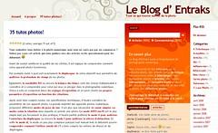 Blog d'Entraks