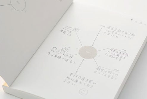 Muji - Chronotebook (by YU-TA LEEtream)