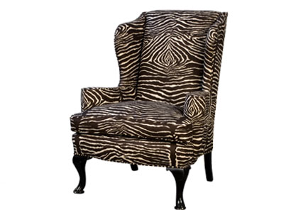 Jayson Home and Garden vintage wing chair