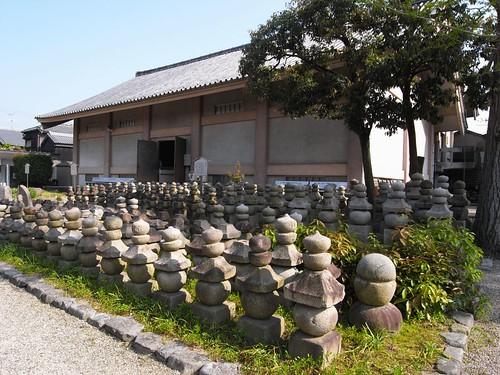 元興寺(収蔵庫)-14