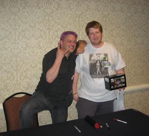Greg Ayres & I @ MTAC