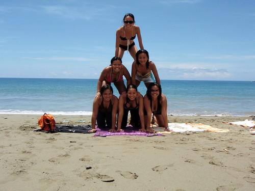 Baler pyramid!!!
