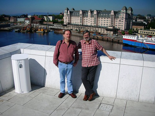 DGurteen and RennyBA in Oslo #2