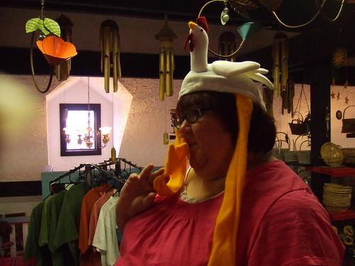 Chicken Head2