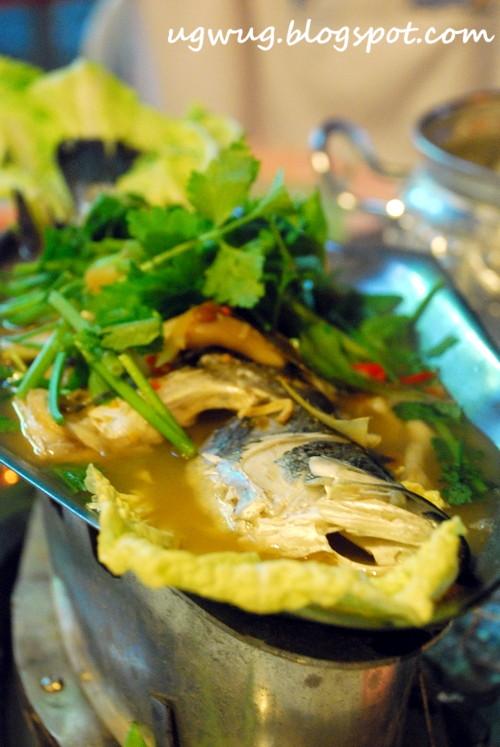 Fish in Thai Style