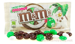 M&Ms Limited Edition Coconut