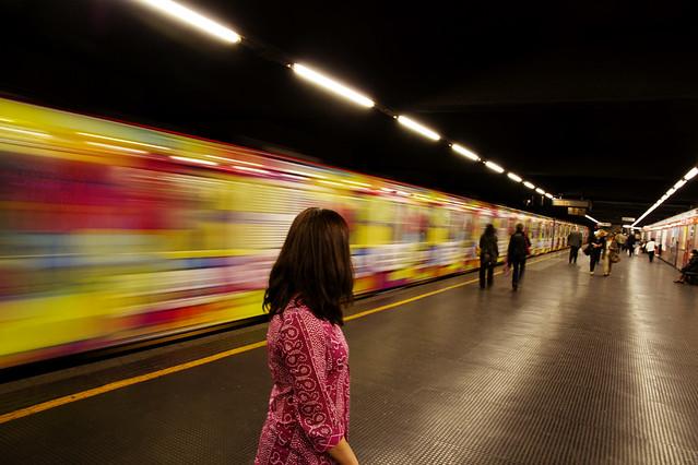 Milan underground