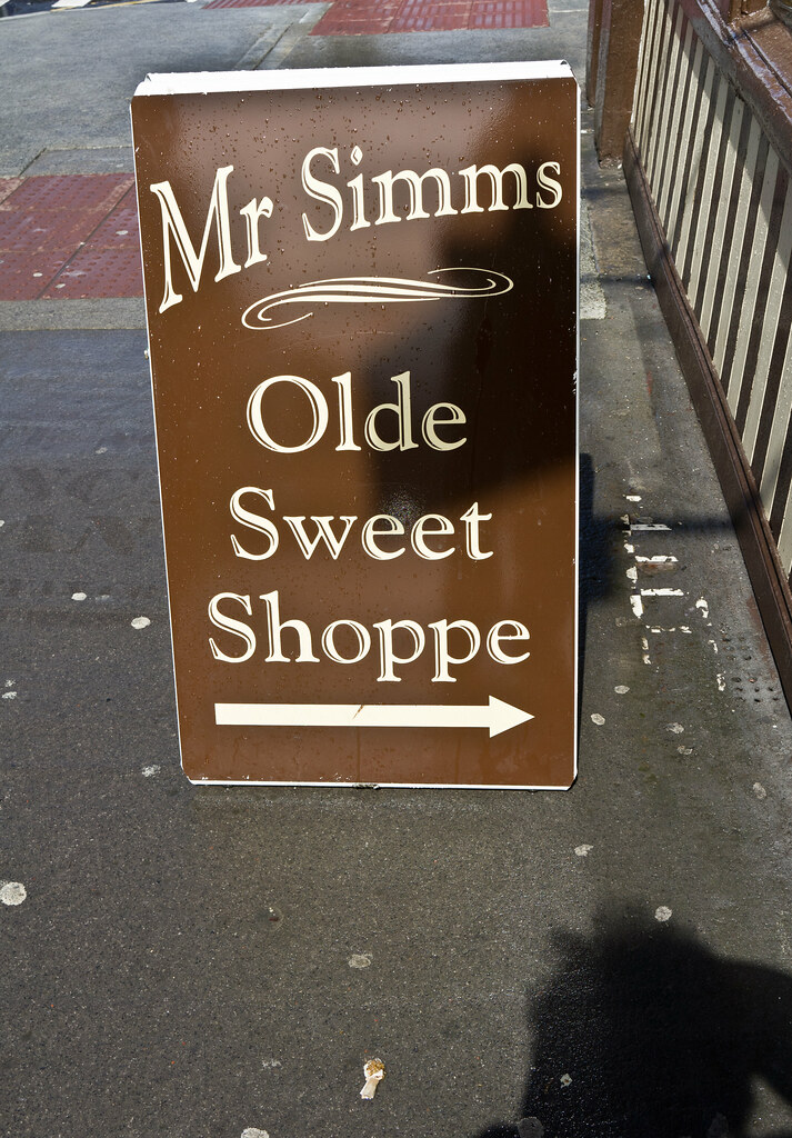 Limerick - Mr Simms Olde Sweet Shoppe (O'Connell Street)