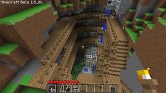 Minecraft Server? (. soop) Tags: screenshot lego mr beta server soop minecraft