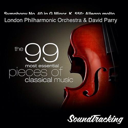London Philharmonic Orchestra David Parry fan photo