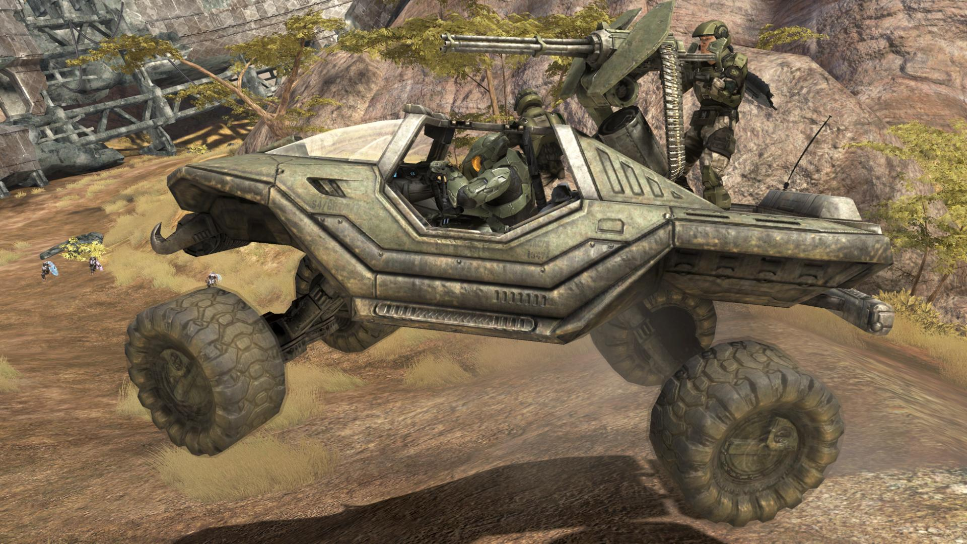 1521492942 7a94ef352c o Halo 3: Warthog Jumping the Dunes