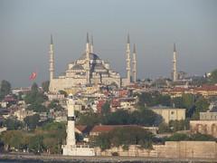 Mosque skyline