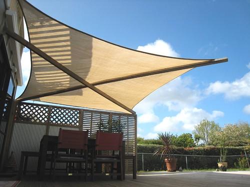 Deck Shade Sails Deck Shade 95 Inch Drapes