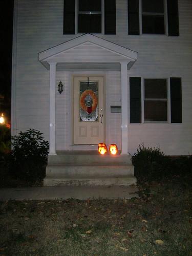 Scary Halloween House