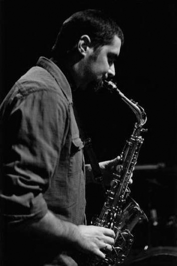 Dave Rempis Sax (photo by Joel Wanek)