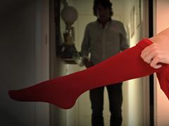 The room 568 (Sator Arepo) Tags: red movie anne reflex room olympus dustin benjamin graduate zuiko robinson hoffman bancroft e500 568 zd uro 1454mm zd1454mm mywinners abigfave fmuro27 fzfave retofz080822
