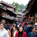 Too many tourists in Lijiang.. and this is not high season