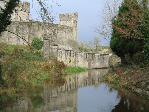 Cahir in reflection