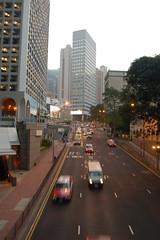 Hongkong by night (miiichou) Tags: d50 hongkong ville centreville mgapole