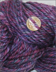 Splendor Yarn, close up