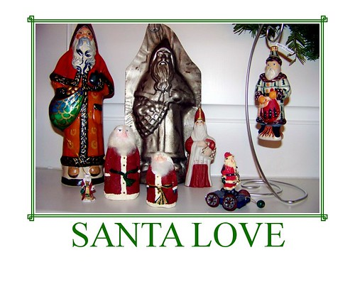 Santa Love