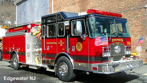 Edgewater NJ Fire Department (Engine 1)