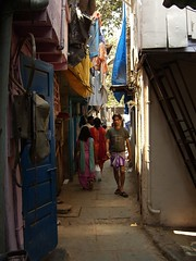 CIMG5591.JPG (sirjer77) Tags: street people india bombay mumbai narrow slum colaba