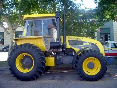 Tractor Zanello 250 C 0 km. del Consorcio Caminero Nº94 de Dalmacio Velez