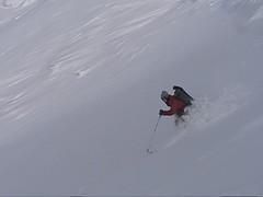 初滑り、初山、初パウダー
