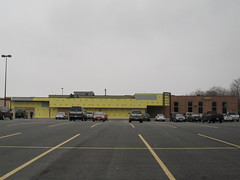 The Remnant of White Woods Mall