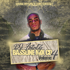 DJ Fatalz - Bassline Mix CD Vol.4 (Final Front Cover)
