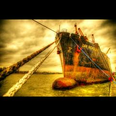San Nicholas I (Dimitri Depaepe) Tags: bravo ship quality antwerp hdr antwerpen orton abigfave superbmasterpiece diamondclassphotographer theroadtoheaven