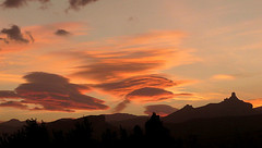 red lenticular clouds (Marlis1) Tags: clouds lenticularclouds elsports weatherphotography marlis1 extremeclouds