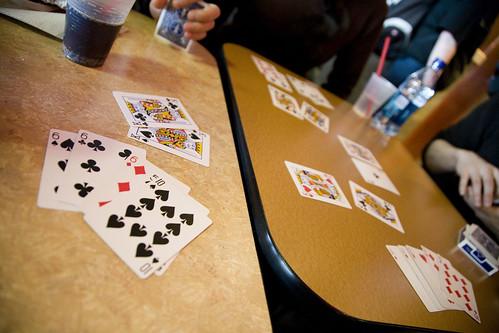 Last Minute Pai Gow Poker