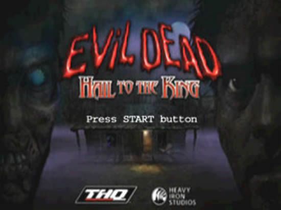 evil dead hail to the king twin