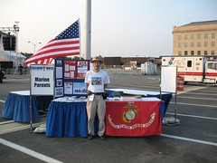 Freedom Walk table 2006 (MarineParents.com, Inc.) Tags: freedom 2006 wal asy
