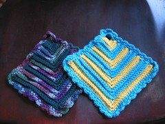 Diamond Dishcloths