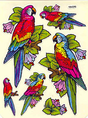 GIANT_PARROTS sticker
